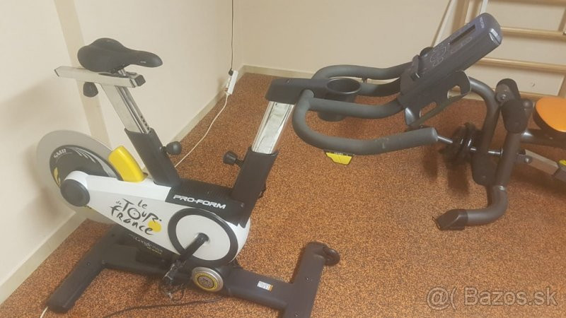 Tour De France Pro form Spin Bike Best Of Profesionalny Stacionarny Bicykel Pro form Le tour De France