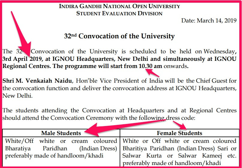 West Bengal University Of Health Sciences Registration form Brilliant Ignou Convocation 32nd 2019 Registration & Date Story Of 31st