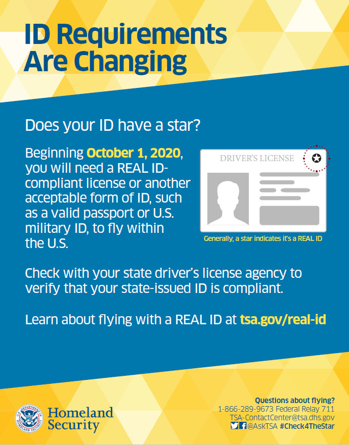 Wisconsin Employment Verification form Best Of Tsa Reminds Travelers Of Real Id Identification Requirements