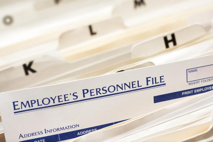 Wisconsin Employment Verification form Brilliant Personnel File What to Include & Not Include [ Checklist]