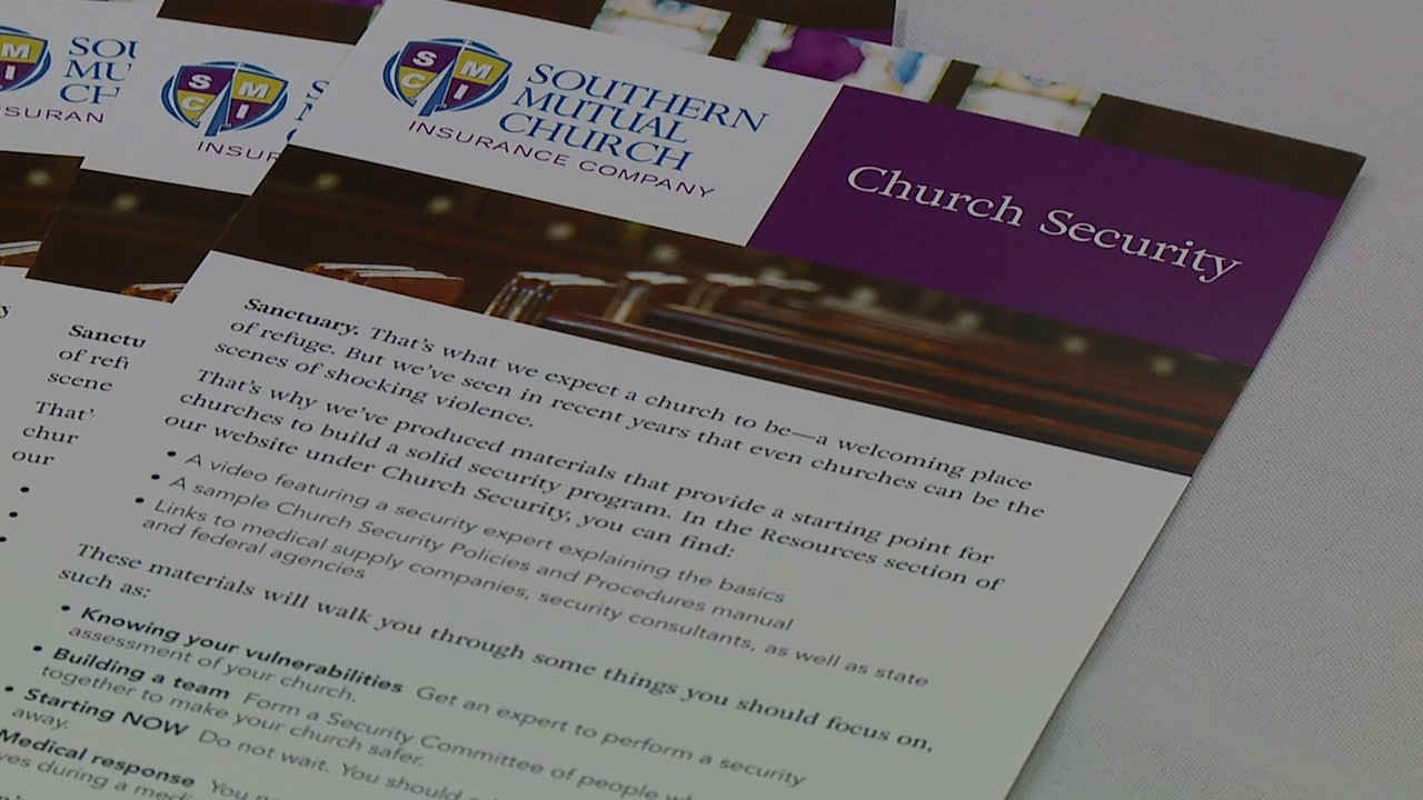 Church Security assessment form Awesome Conference Held to Address Church Security Local