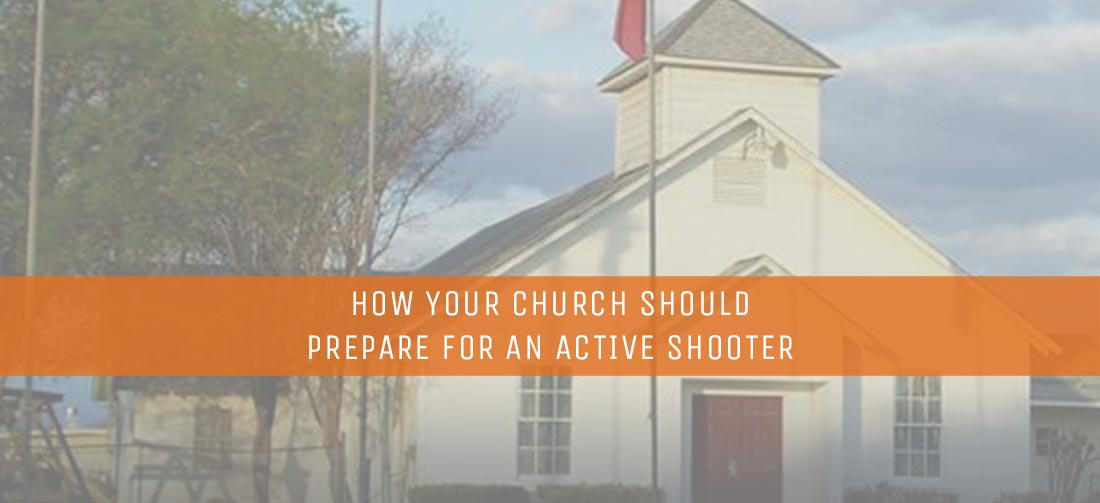 Church Security assessment form Best Of How Your Church Should Prepare for An Active Shooter