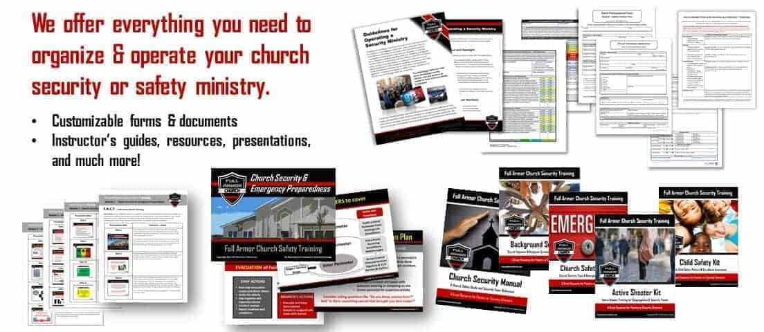 Church Security assessment form Brilliant 10 Steps to Improve Security at Church