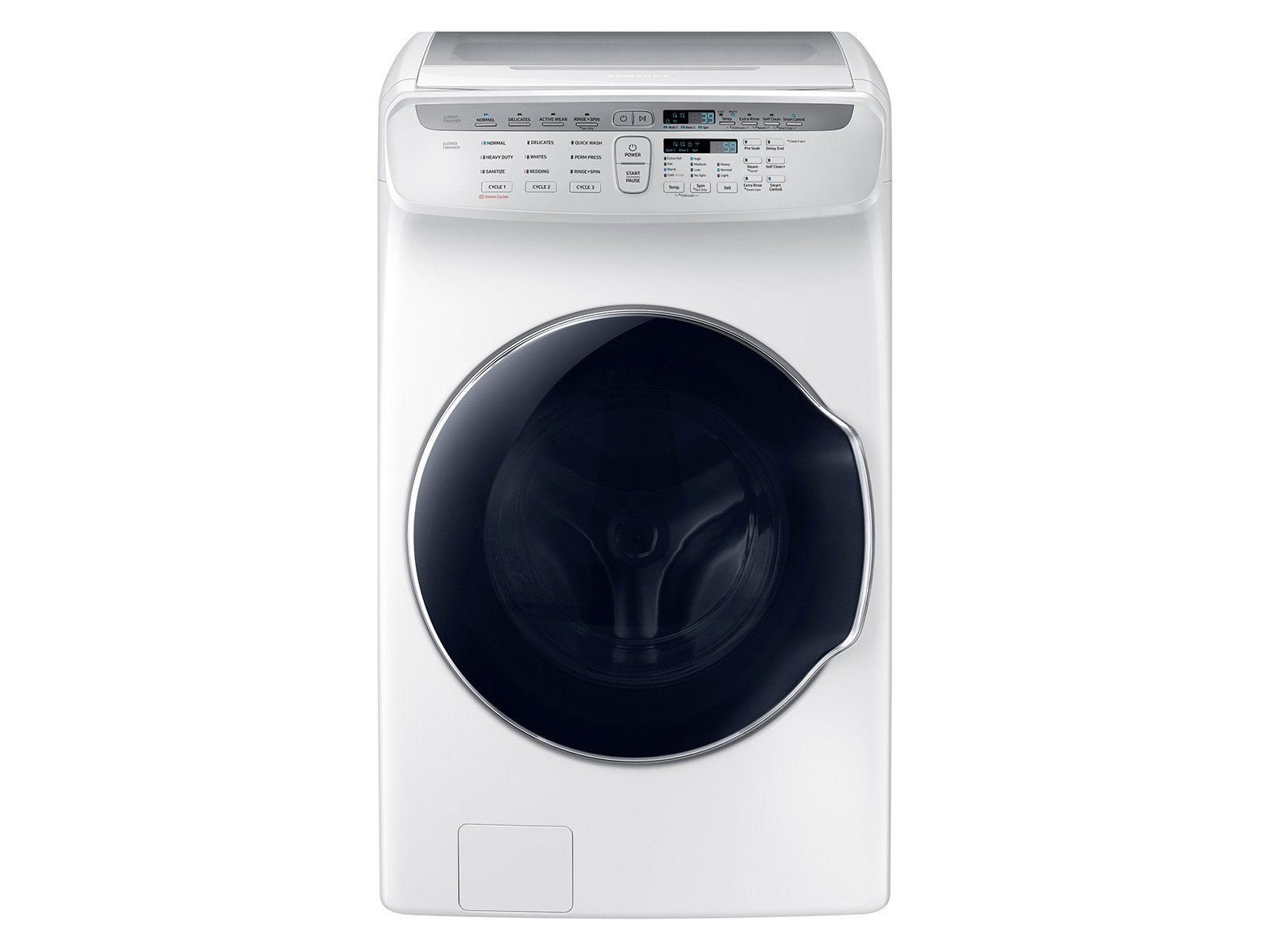 Samsung Appliance Rebate form 2018 Elegant Wv9900 6 0 Cu Ft Flexwash™ Washer Washers Wv60m9900aw A5