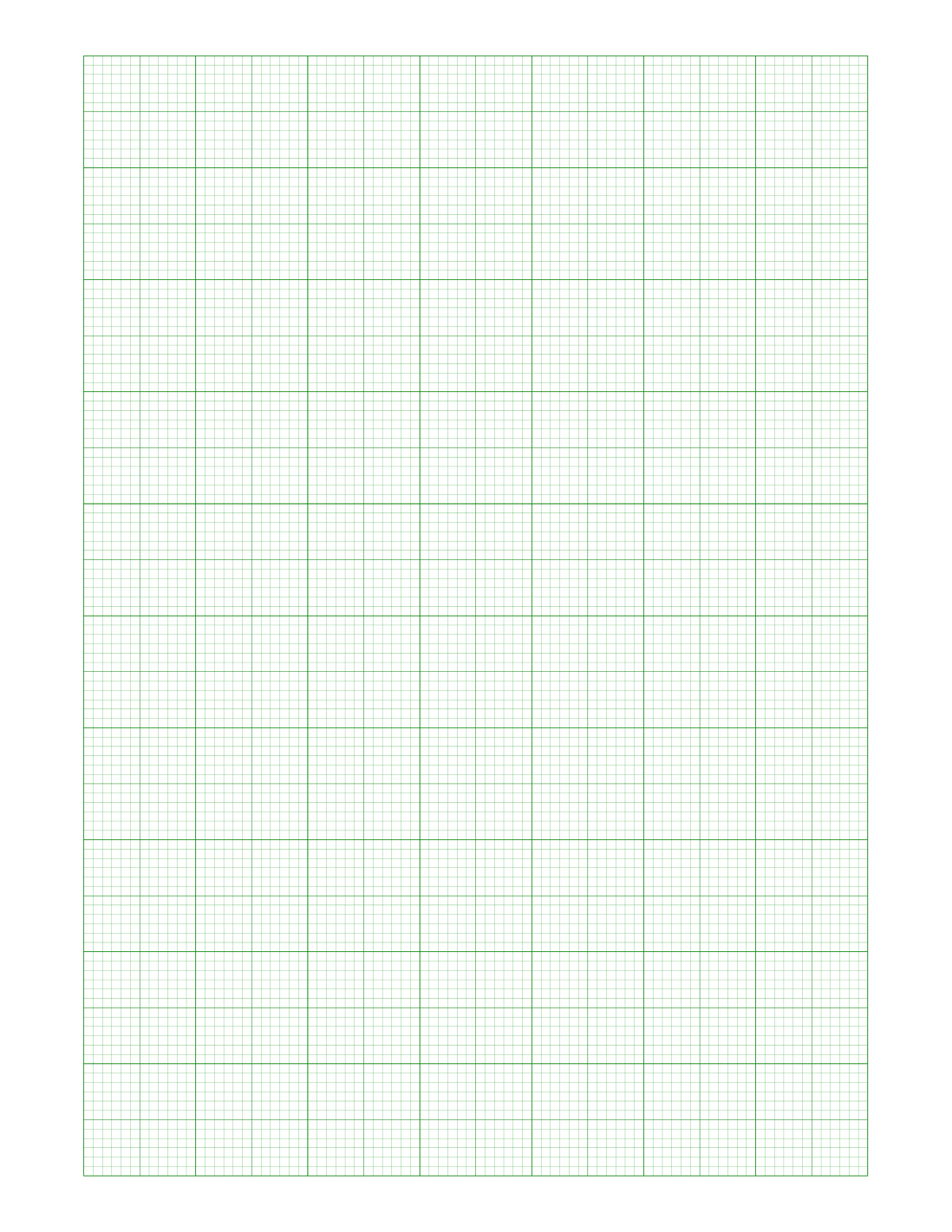 Hexagon Graph Paper Easy Green Graph Paper Kasmaaigasma