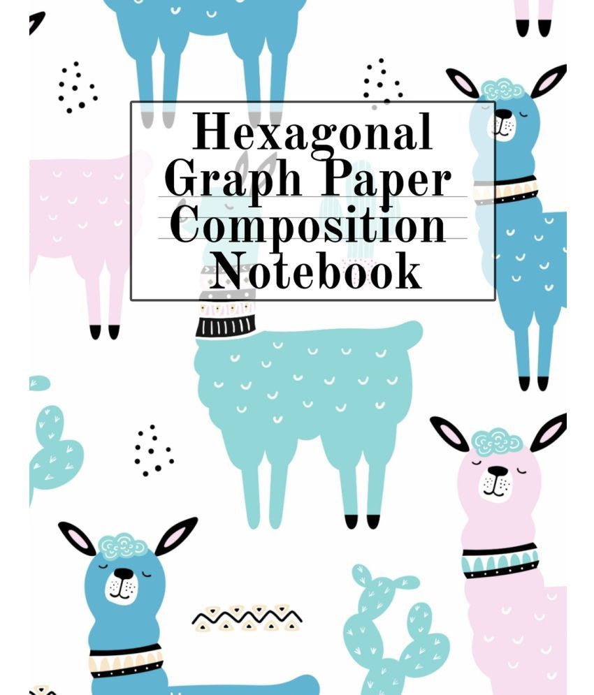 Hexagonal Graph Paper position Notebook SDL 1 80b50