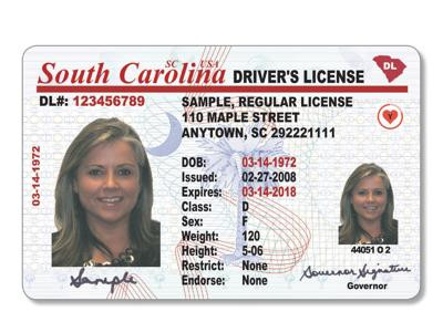 Military Drivers License form Cool south Carolina Rolling Out New Driver S Licenses to Meet