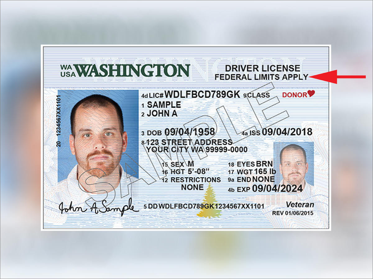 Military Drivers License form Unique Federal Limits Apply Will soon Mark Standard issue Driver S