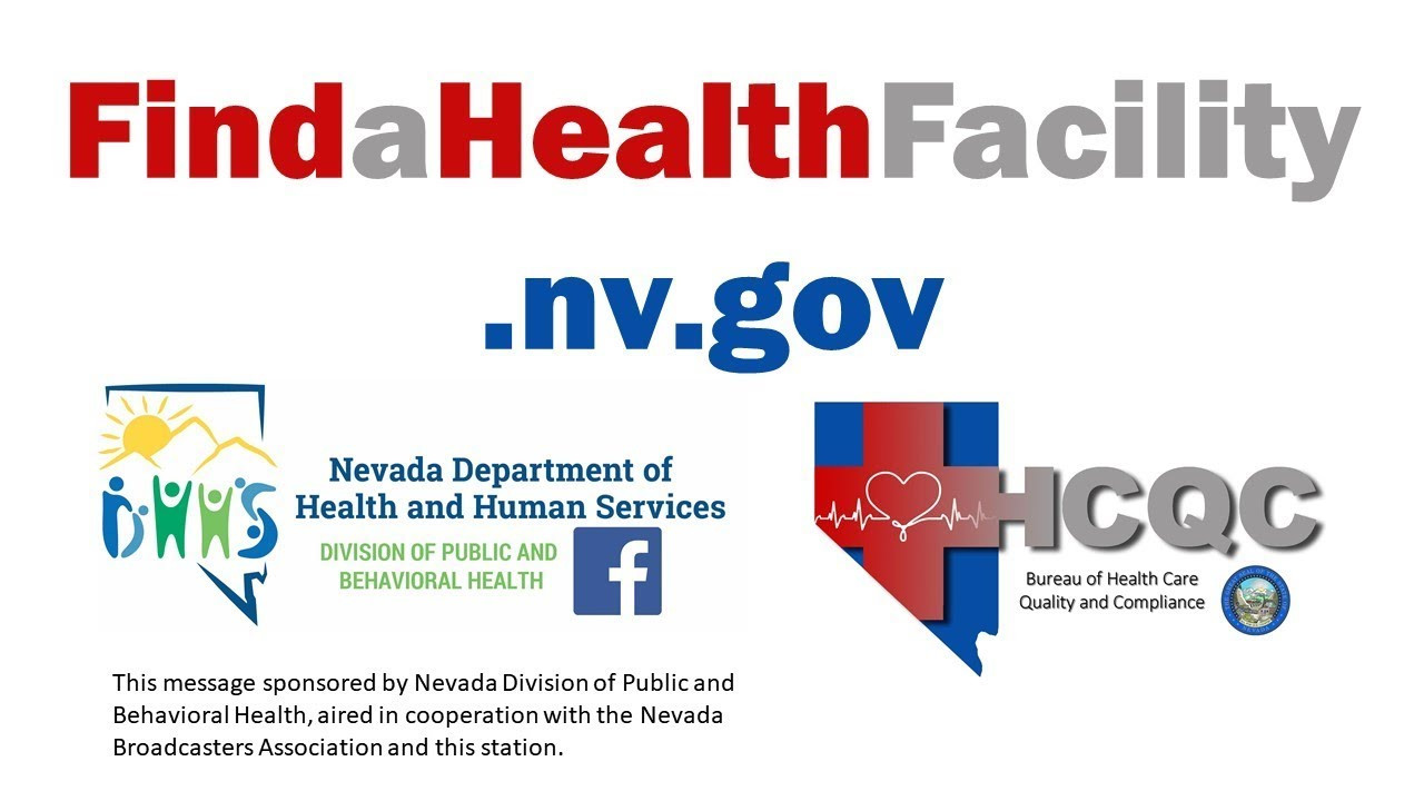 Nevada Department Of Health and Human Services Nice Health Facilities Home