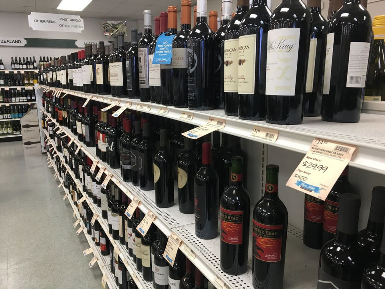 Pennsylvania Liquor Control Board Collection Plcb Stores that sold the Most Least Booze and Wine In 2017