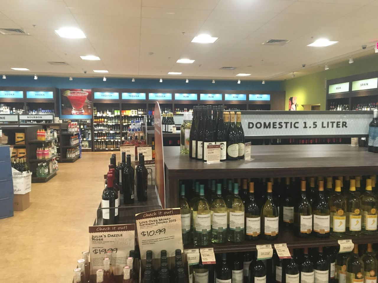 Pennsylvania Liquor Control Board Nice Plcb Stores that sold the Most Least Booze and Wine In 2017