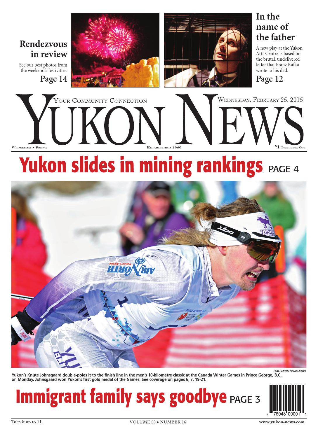 Yukon Department Of Health and social Services Simple Yukon News February 25 2015 by Black Press Media Group issuu