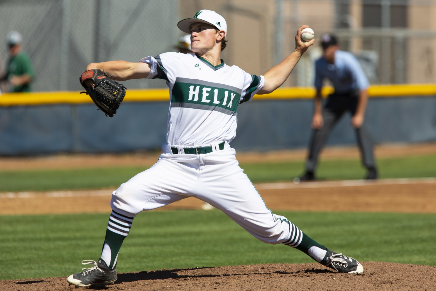 Baseball Pitching Charts Professional Helix Senior Can Throw Baseball Either Way the San Diego