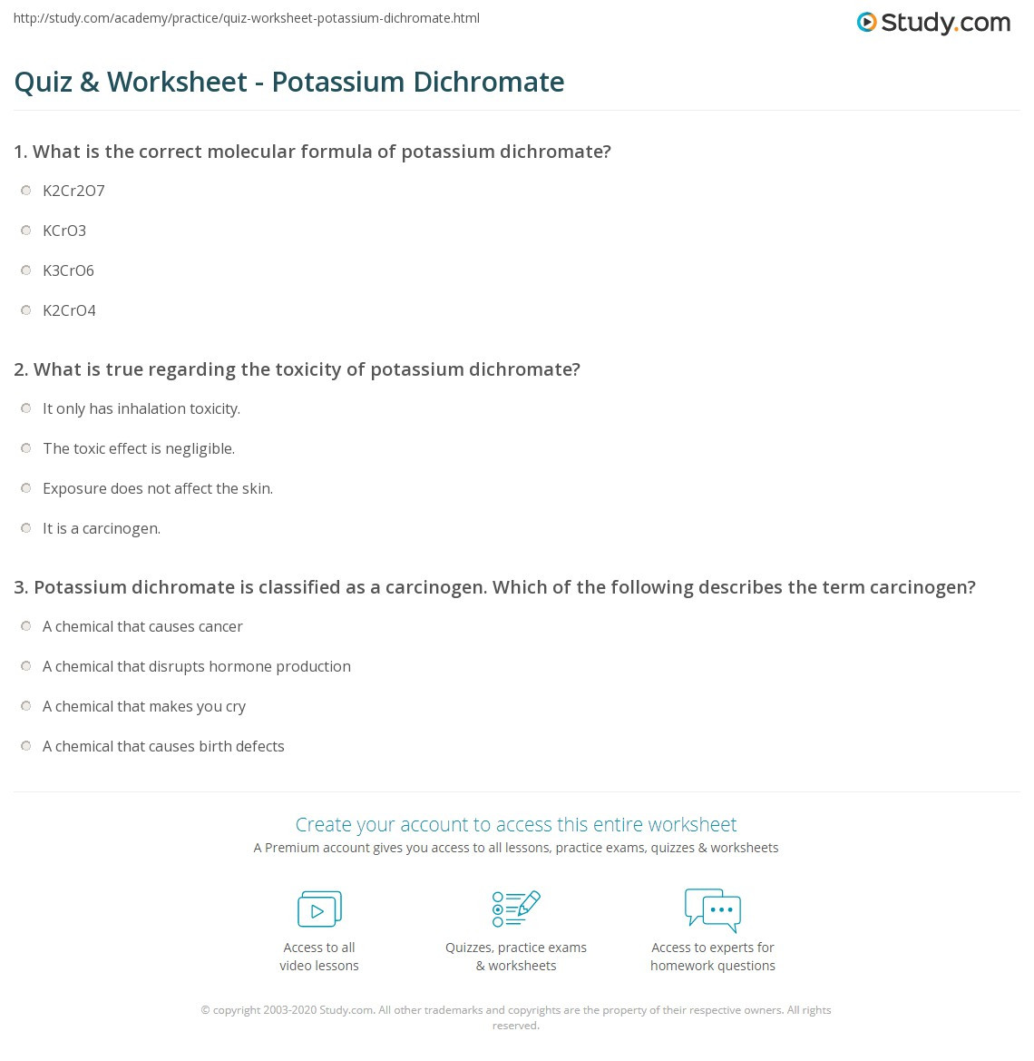 Buffer solutions Worksheets Gallery Of Potassium Worksheet