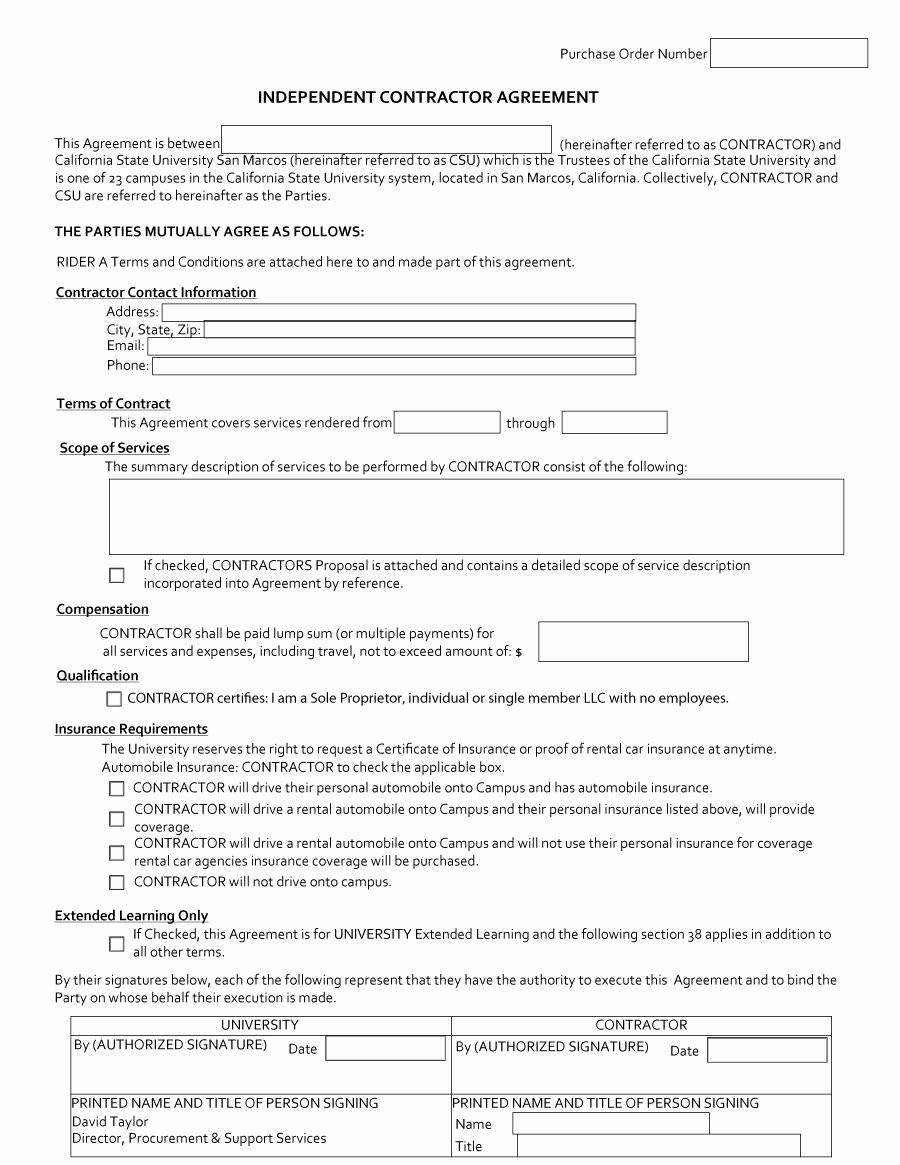 Contractor Application form Photos Of Free Llc forms