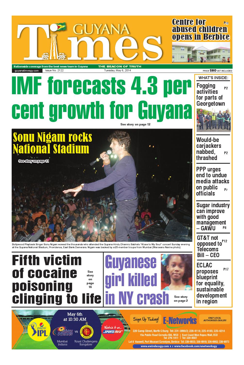 Guyana Department Of Public Information Photos Of Guyana Times Daily by Gytimes issuu