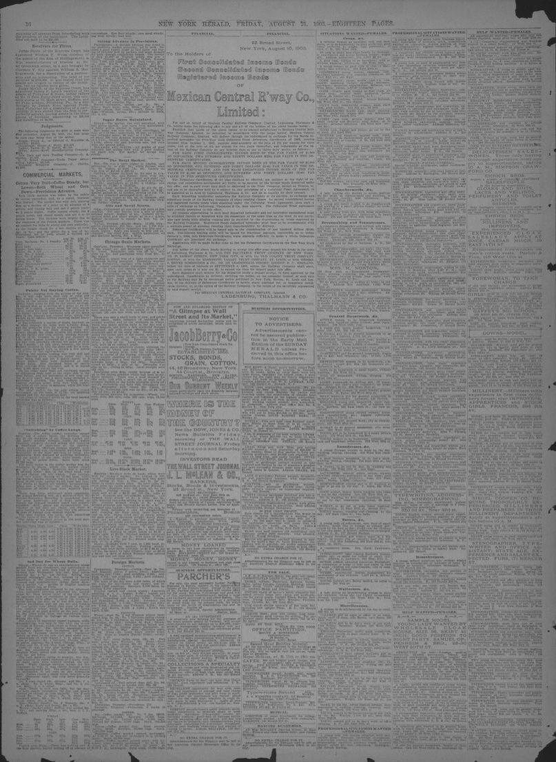 Iowa Board Of Nursing Simple Image 16 Of the New York Herald New York [n Y ] August 21