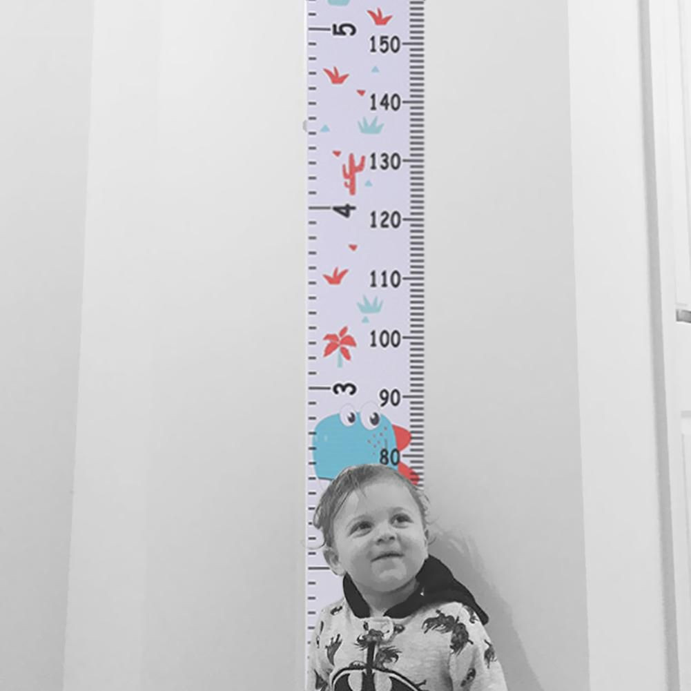 Kids Height Chart New Wooden Baby Height Measure Ruler Wall Sticker Kids Growth