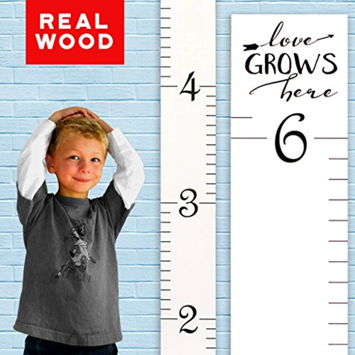 Kids Height Chart Perfect Growth Chart Art