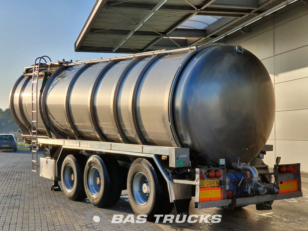 Letter Of Offering Awesome for Sale at Bas Trucks Vocol Stainless Steel 38 000 Ltr Pump Gülle Mest Wasser 01 1996