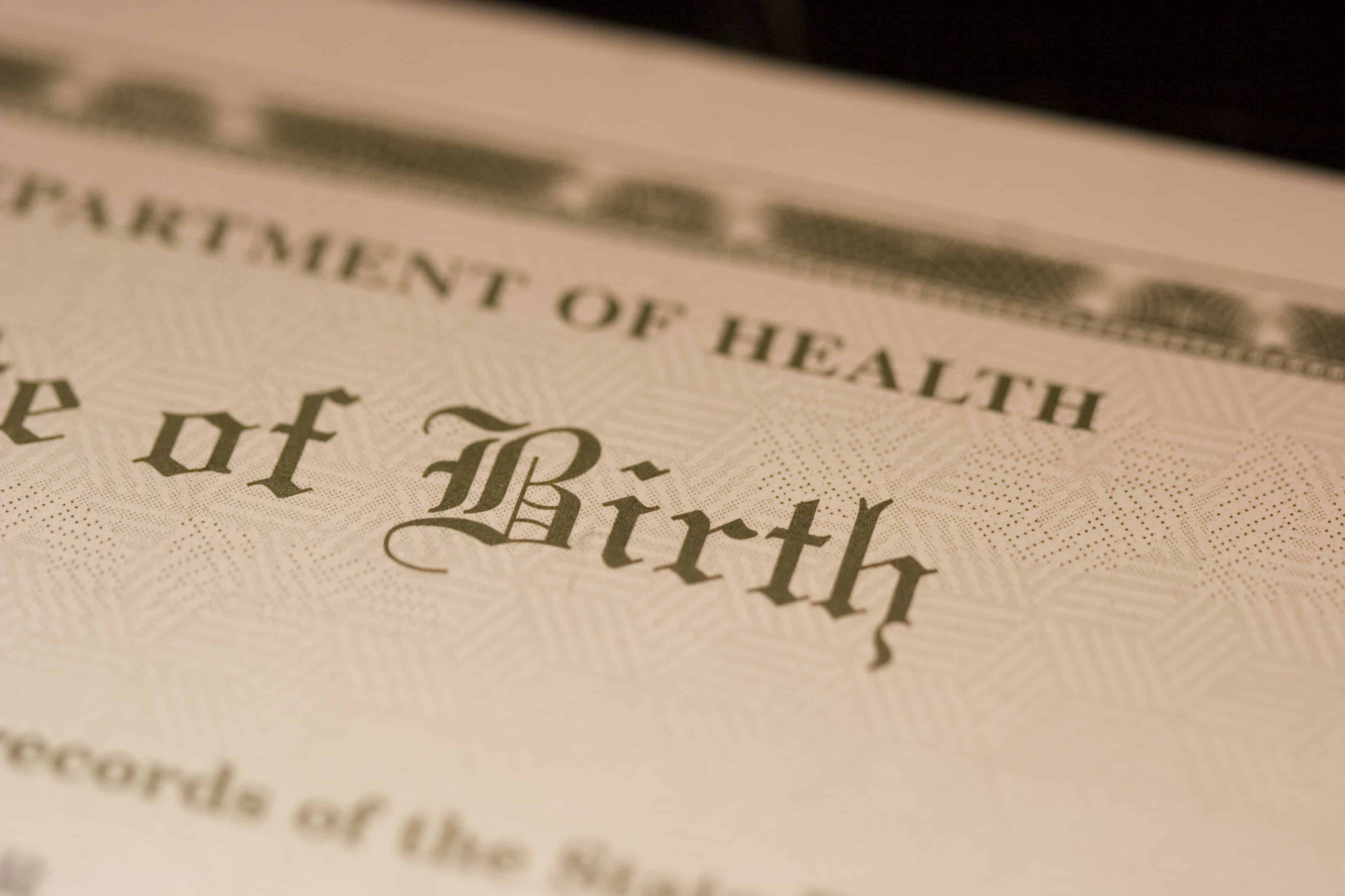 Massachusetts Registry Of Vital Records and Statistics Wonderful How to Change or Modify Your Birth Certificate Vitalchek Blog
