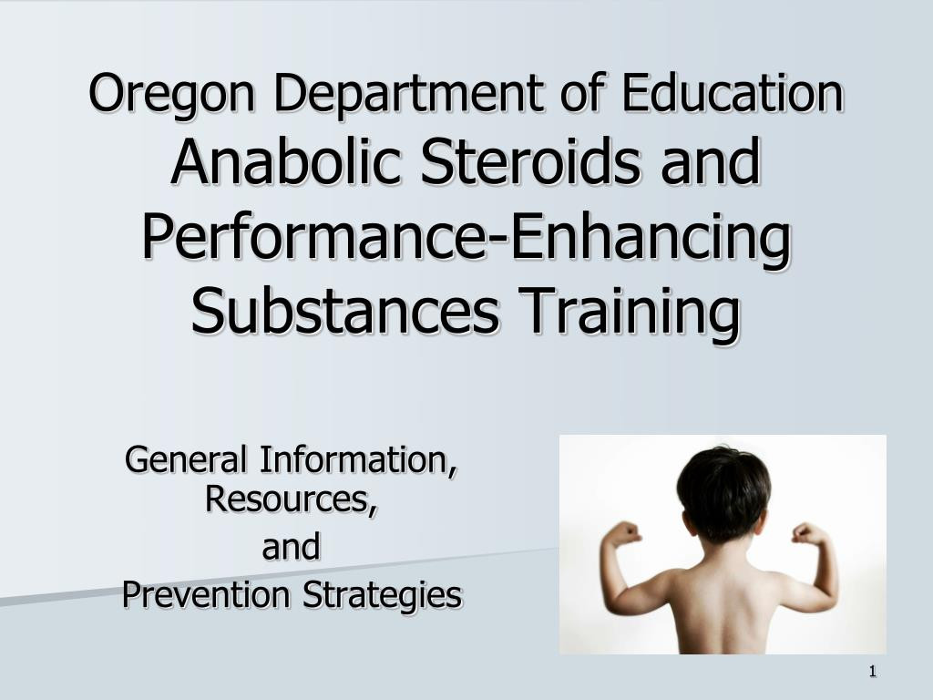 Oregon Department Of Environmental Quality Best Ppt oregon Department Of Education Anabolic Steroids and