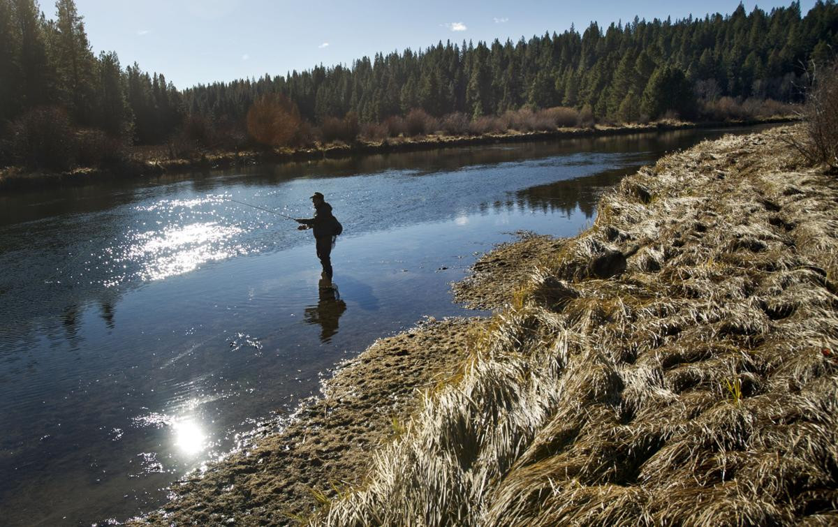 Oregon Department Of Environmental Quality Easy Central oregon Offers Lots Of Fall Fishing Opportunities
