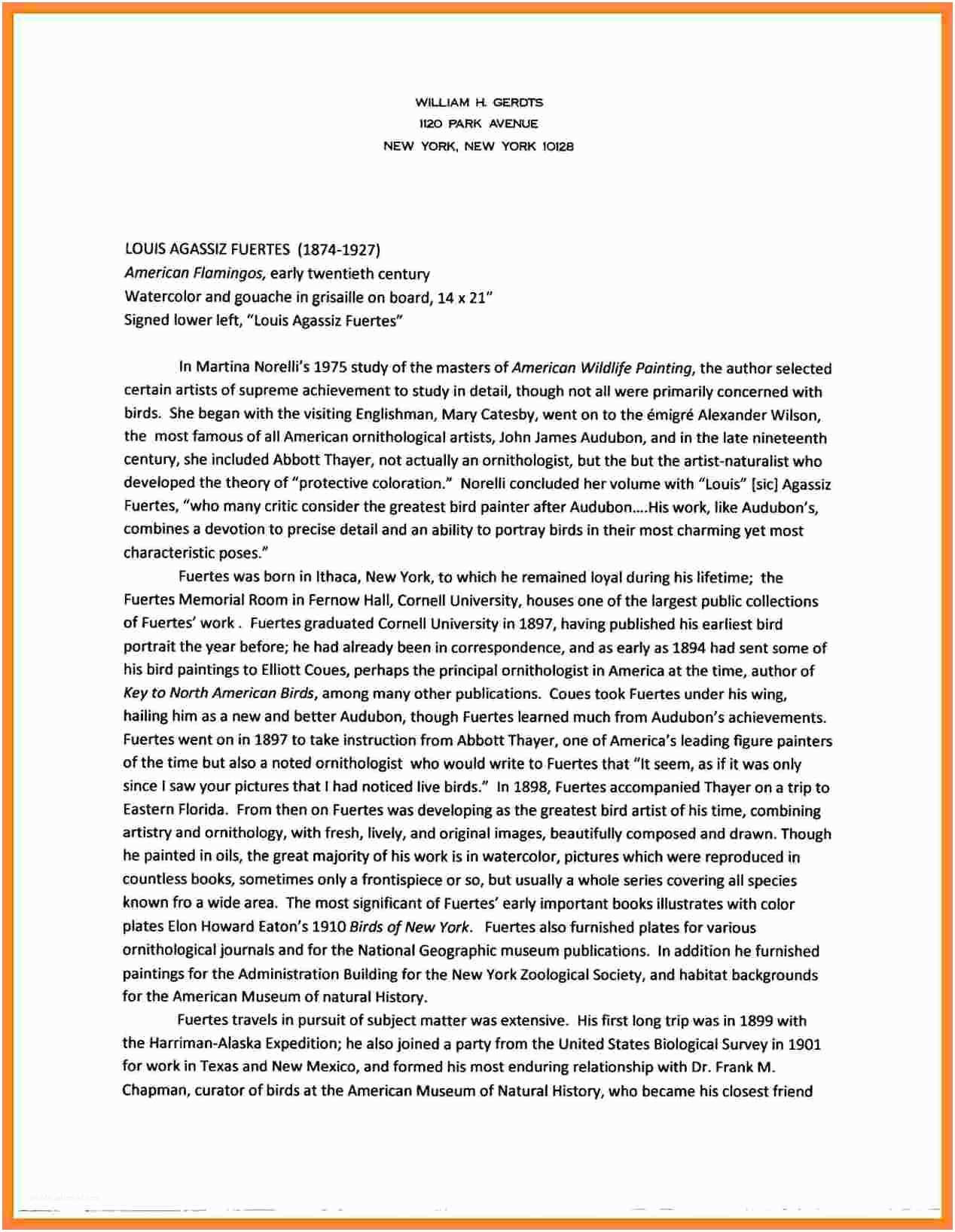 Personal Statement Template top College Personal Statement Outline 1