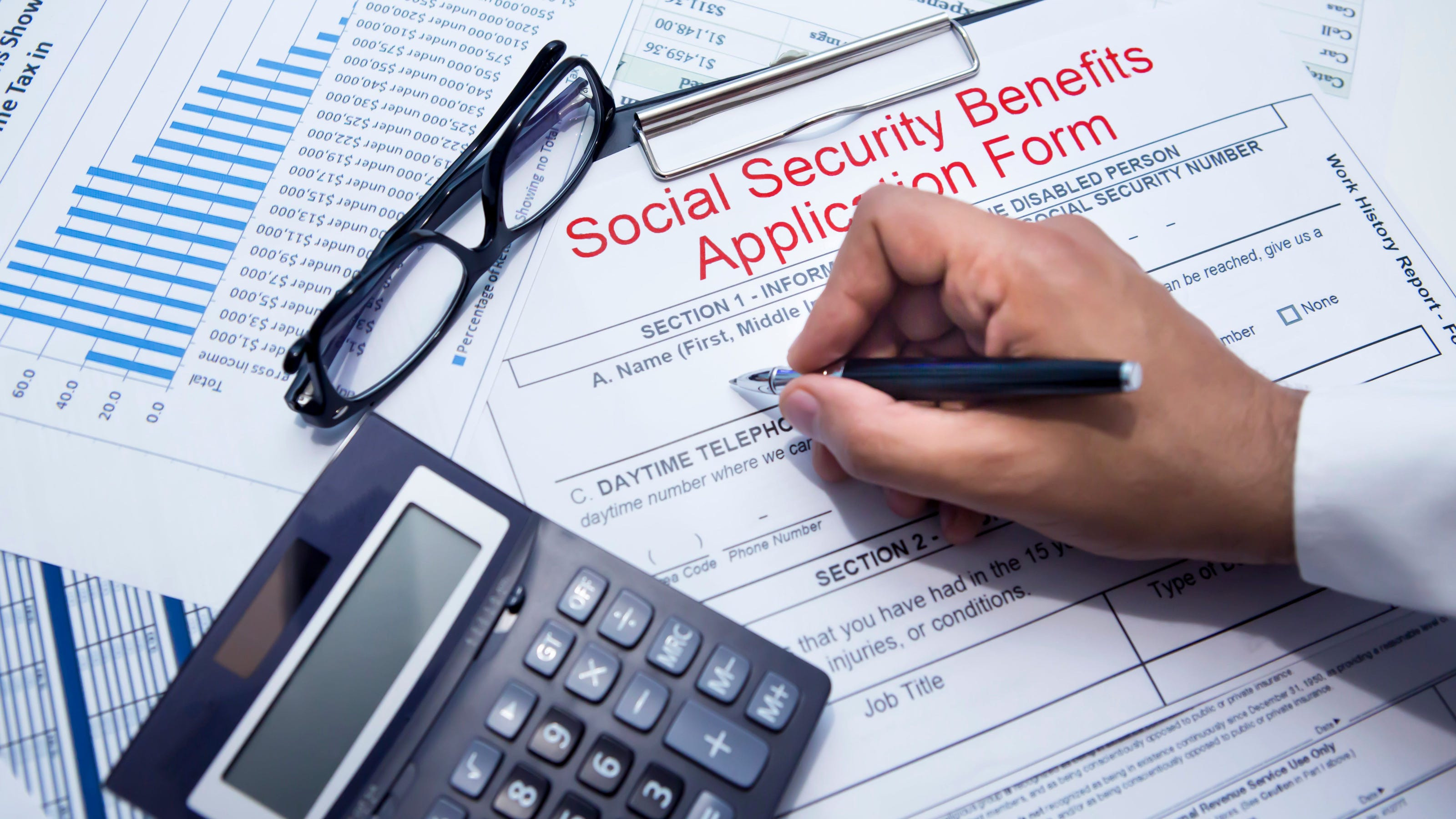 Social Security Disability Application form Awesome social Security 2020 4 Changes You Should Expect This Year