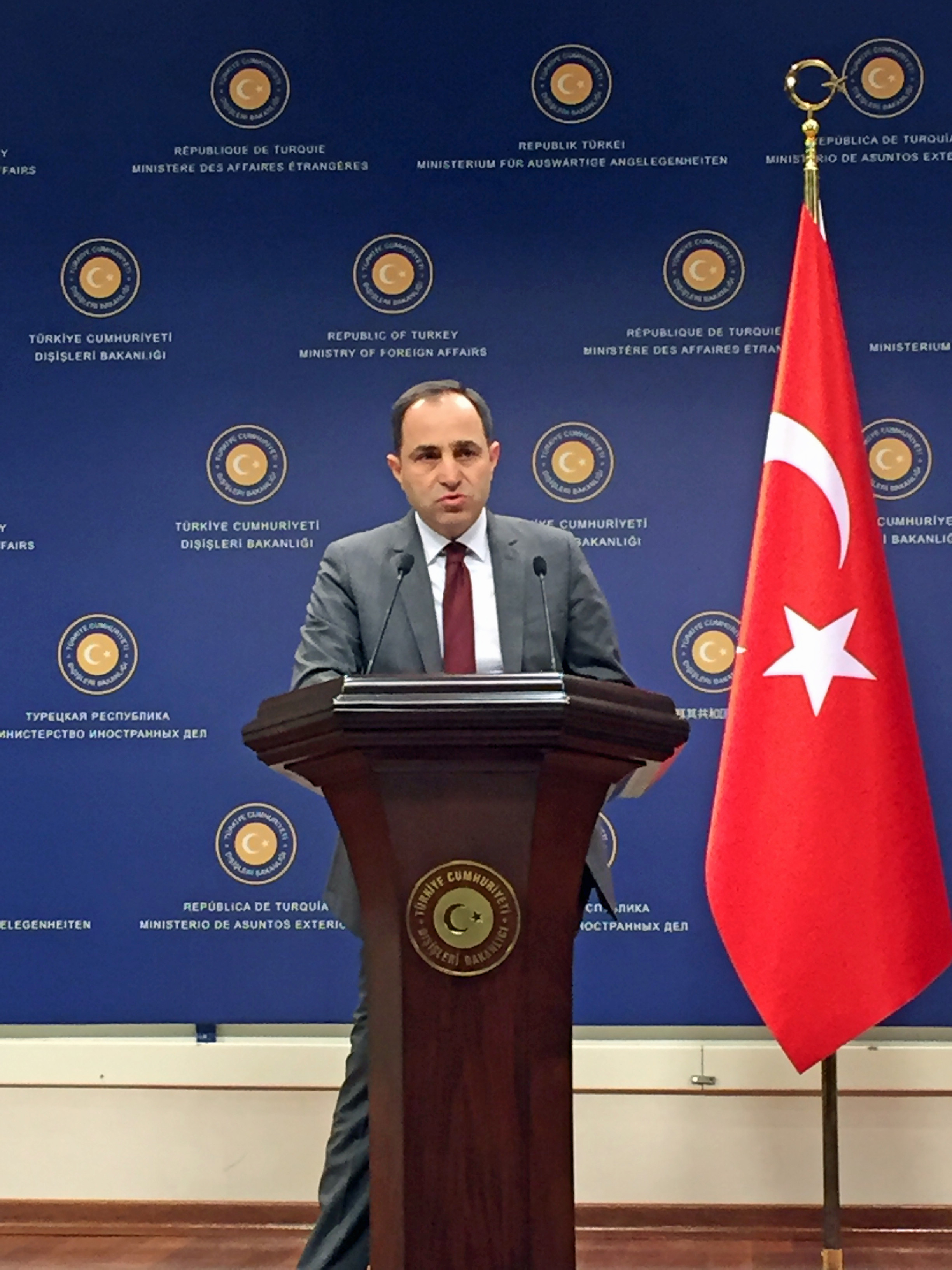 Turkey Ministry Of foreign Affairs Collection File Tanju Bilgi§ Wikimedia Mons