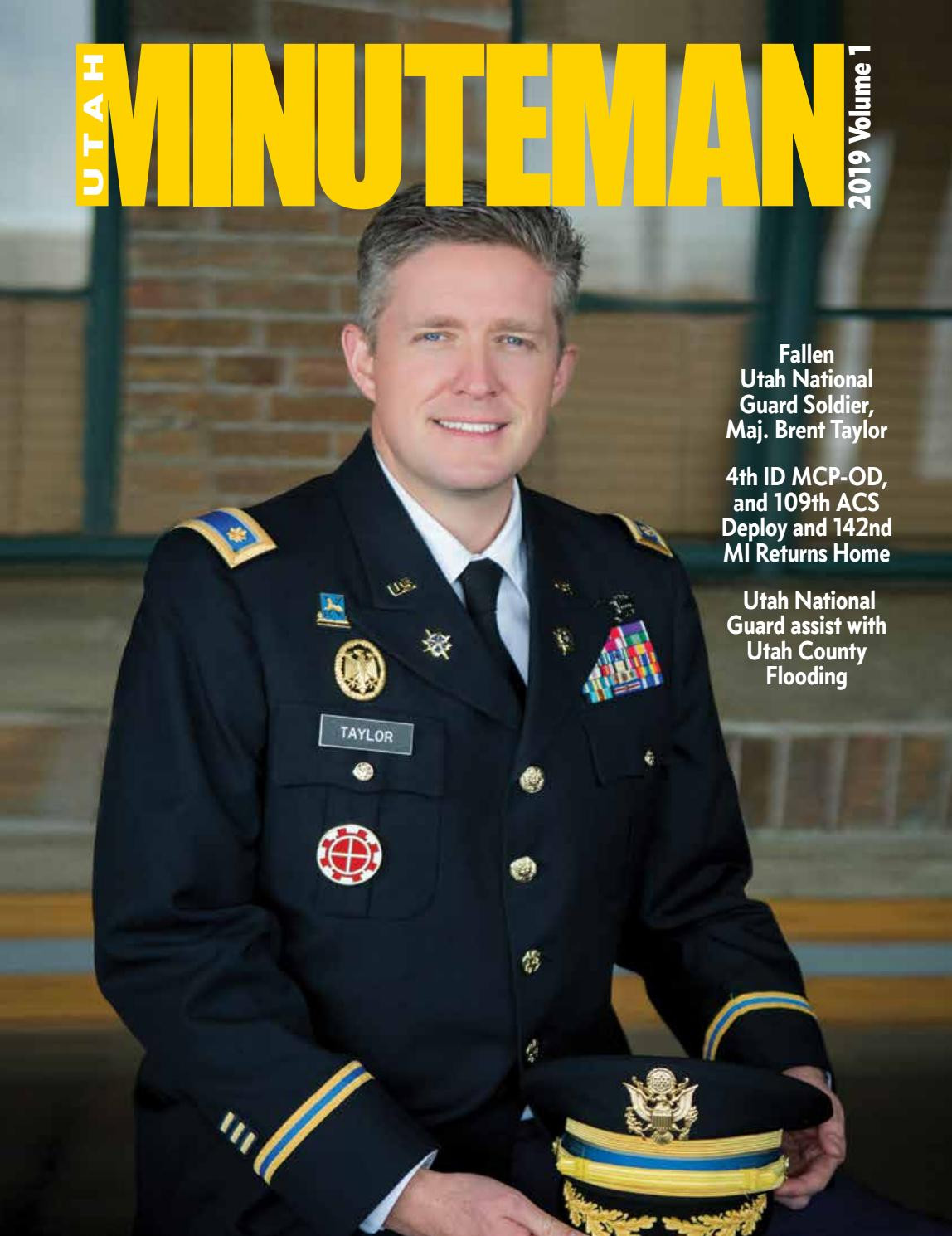 Utah Department Of Administrative Services Easy Utah Minuteman 2019 Vol 1 by Utng Pao issuu