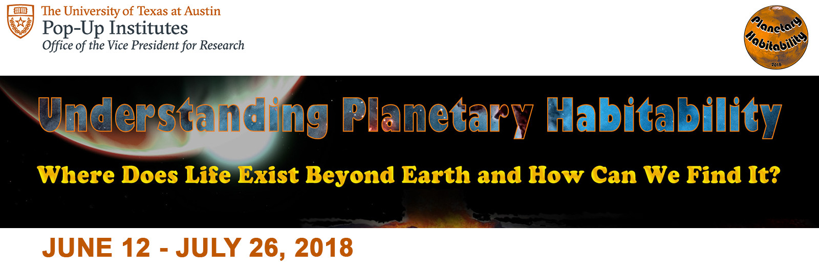 Utah Department Of Administrative Services Wonderful Ut Pop Up Institute Planetary Habitability