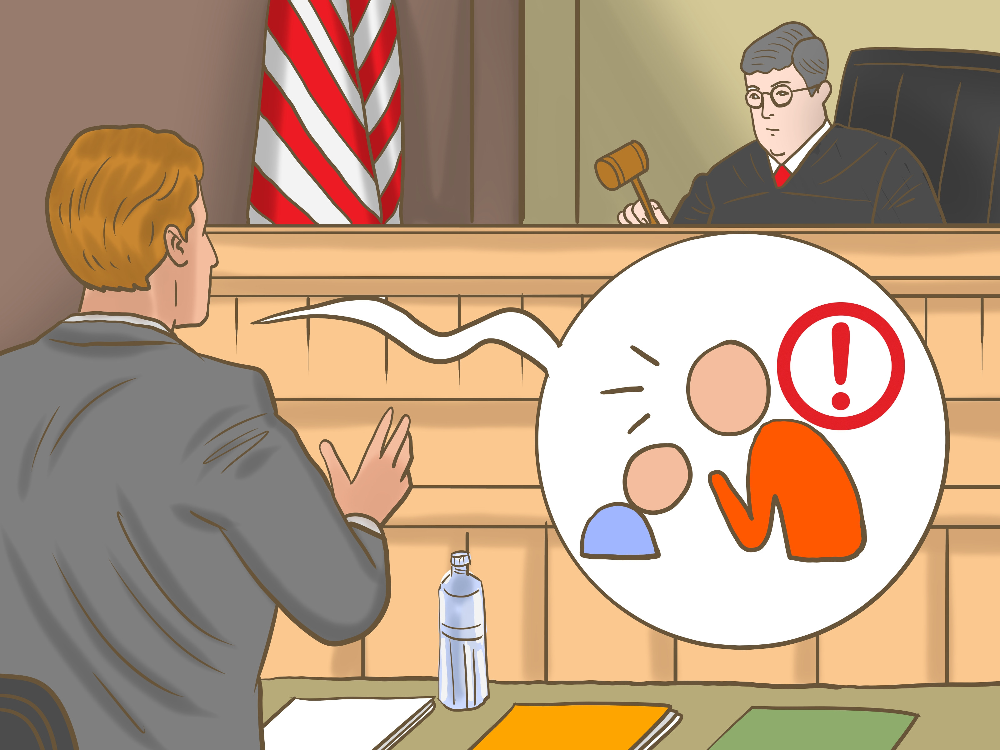 Washington State County Court forms Elegant 3 Ways to File for Child Custody In Washington State Wikihow